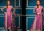 Subhata Embroidered Lawn dresses 2012 by Shariq Textiles (20)