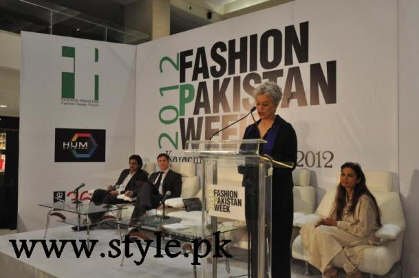 Fashion Designers In Fashion Pakistan Week 2012 (2)