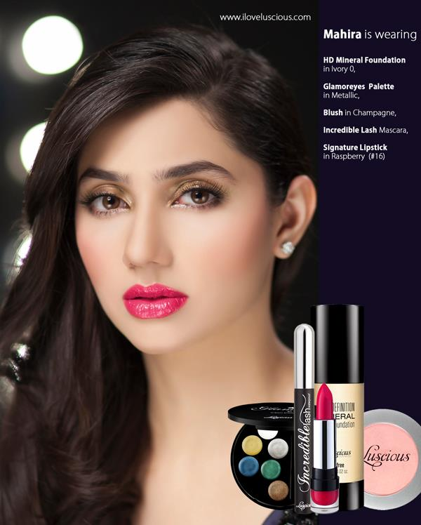 Luscious Cosmetics For Women - Summer 2012 (3)