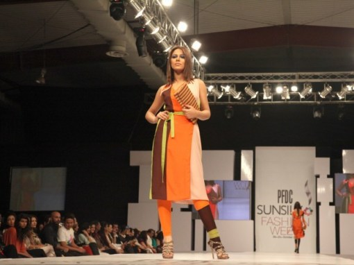 Sunsilk PFDC Fashion Week 2012, Day 1 (5)