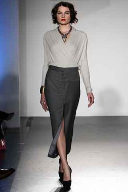 Danilo Gabrielli Fall Winter Collection 2012 at Nolcha Fashion Week New York 2012 7