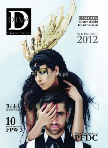 Fahad Hussayn Collection For Men And Women 2012 002