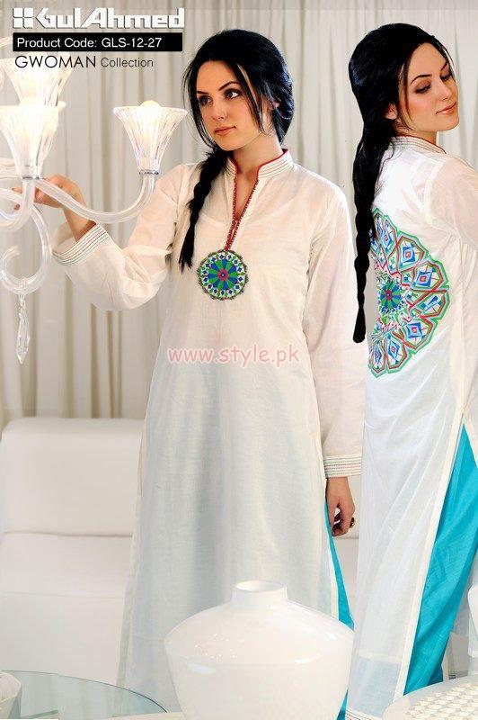 Gul Ahmed Lawn 2012 Limited Edition - GWoman Special (1)
