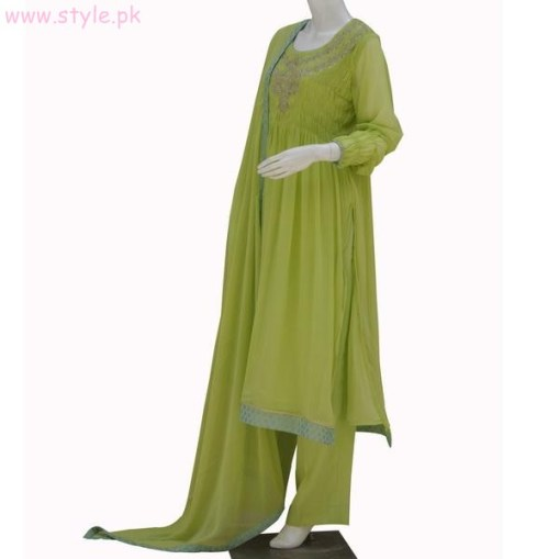 Junaid Jamshed Latest Summer Lawn Collection 2012 001