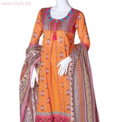 Junaid Jamshed Latest Summer Lawn Collection 2012 004