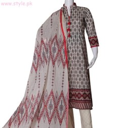 Latest Junaid Jamshed New Arrivals Of Lawn For Women 2012 017