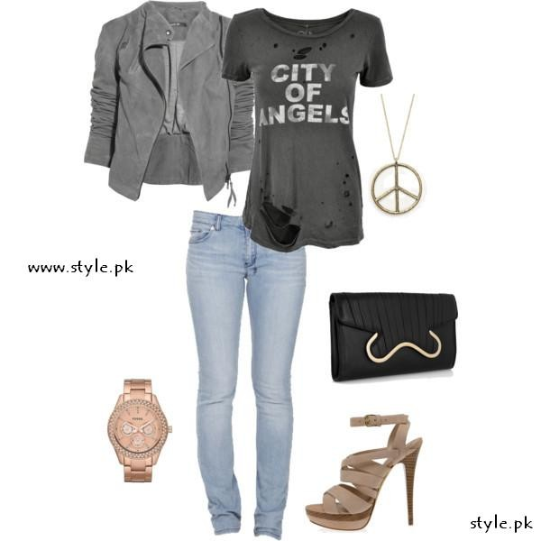 Latest Skinny Jeans Designs For Girls in Fashion (7)