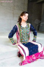 Latest Summer 2012 Collection For Women By Saakh 002