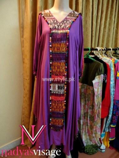 Nadya VIsage Latest Summer Colection For Women 2012 005