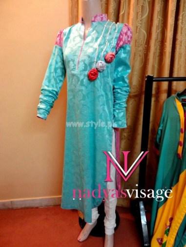 Nadya VIsage Latest Summer Colection For Women 2012 006