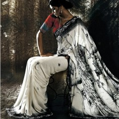 Resham Ghar Sarees Collection 2012 012