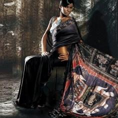 Resham Ghar Sarees Collection 2012 013