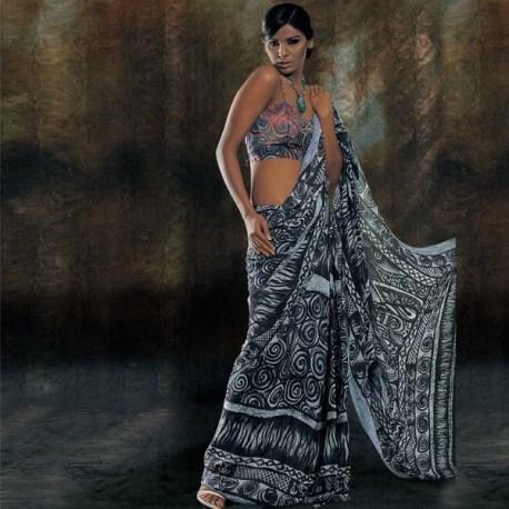 Resham Ghar Sarees Collection 2012 015