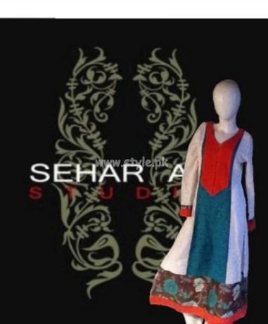Sehar Ali Summer 2012 Latest Collection For Women 008
