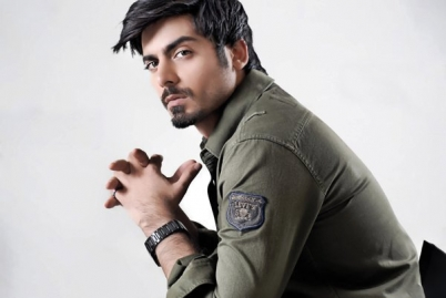 Fawad Afzal Khan - Top Pakistani Model, Actor and Singer (8)