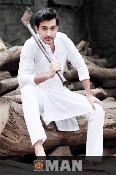Bareeze Summer 2012 Comfort Kurta Shalwar For Men 006