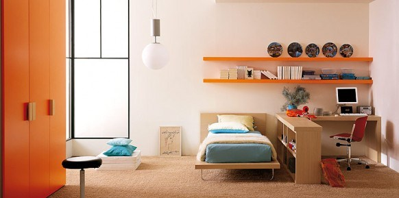 bedroom designs showcase of rooms for teenagers by clever 12 - Bedroom Showcase Designs