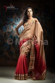 Eid-ul-Fitre 2012 Designer Saree Collection by Mansha001