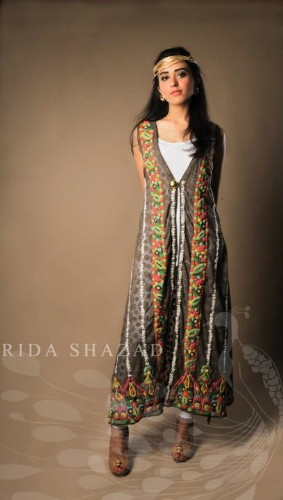 Rida Shazad 2012 Summer Collection for Women