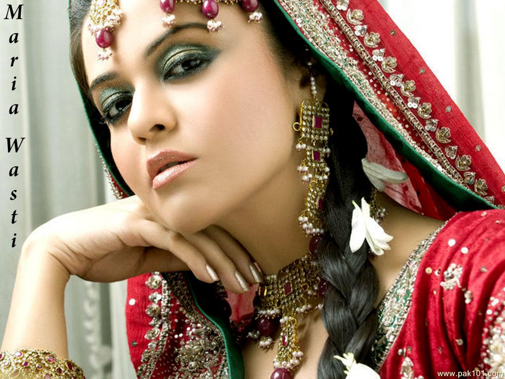 Top Actress Maria Wasti Biography