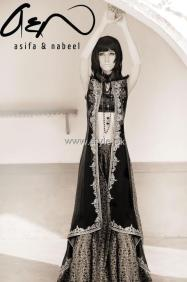 Asifa & Nabeel Formal Wear Collection 2012 New Outfits 002