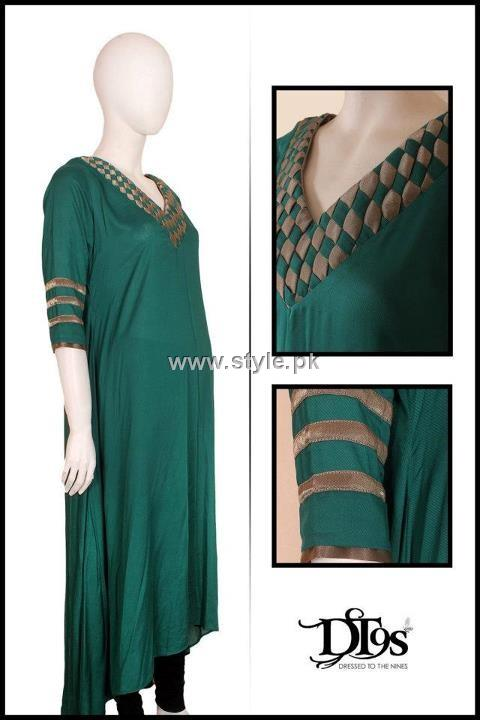 Dressed to the 9s Eid Collection 2012 For Ladies