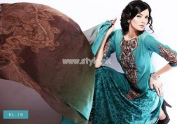 Hira Lari By Afroze Textiles Eid Collection 2012 005