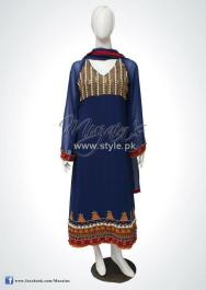 Muzain's Latest Collection 2012 for Women 008