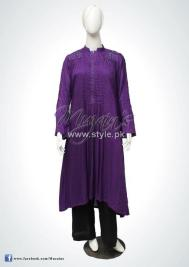 Muzain's Latest Collection 2012 for Women 010