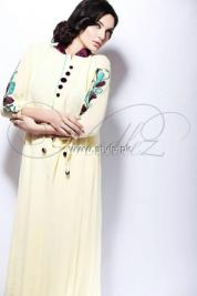 Needlez by Shalimar Semi-Formal Wear Collection 2012 007