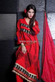 Portia Embroidered Collection 2012 Volume 1 005