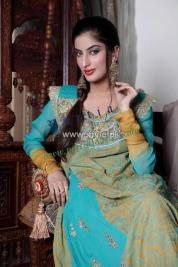 Portia Embroidered Collection 2012 Volume 1 007