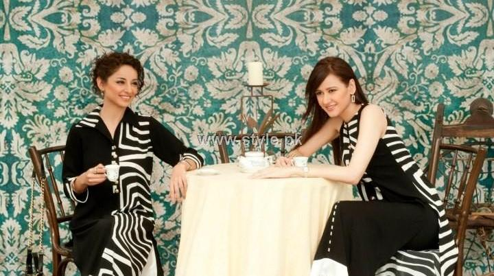 Aamna Aqeel Eid Collection 2012 for Women