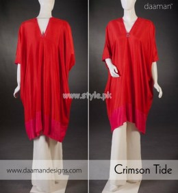 Daaman Exclusive Eid 2012 Latest Collection For Women 005