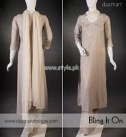 Daaman Latest Eid-Ul-Fitr 2012 Dresses For Girls 009