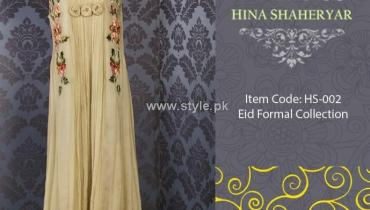 Hina Shaheryar Eid Collection 2012 for Women