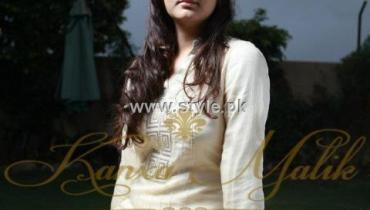 Kanxa Malik 2012 Fashionable Eid Outfits