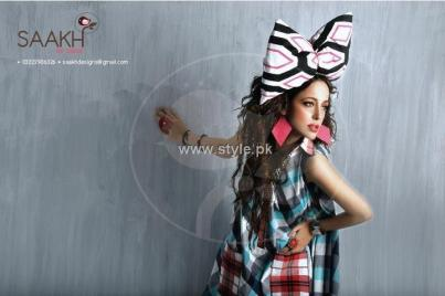 Saakh by Sabah 2012 Latest Outfits for Girls 005