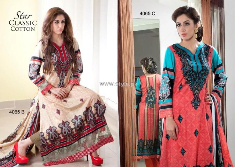 Star Classic Cotton 2012 by Naveed Nawaz Textiles