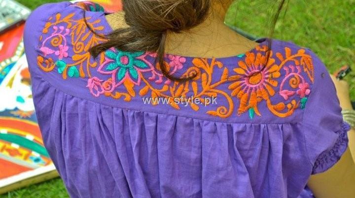 Tassy Zarar's Summer Collection 2012 for Women