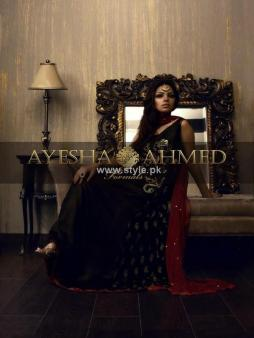 Ayesha Ahmed Formal Wear Collection 2012 for Women 009