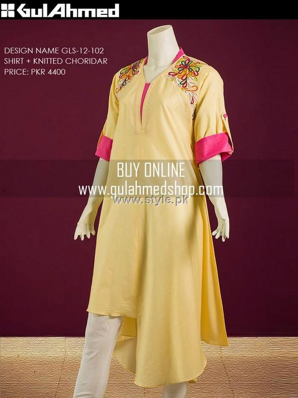 GWoman Special Range 2012 by Gul Ahmed for Ladies