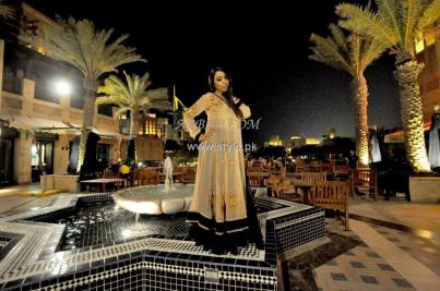 Naureen Arbab Party Wear Collection 2012 005