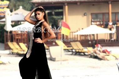 Naureen Arbab Party Wear Collection 2012 009