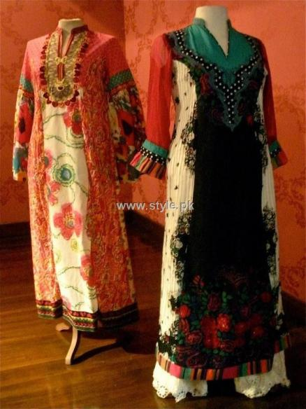 Slate Casual Wear Collection 2012 by Faiza Samee 005
