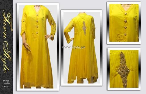 Turn Style Casual Wear Collection 2012 for Ladies 003