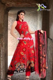 United Silk Designers Latest Mid Summer Collection 2012 004