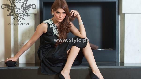 Zainab Salman Duchess Collection 2012 for Women