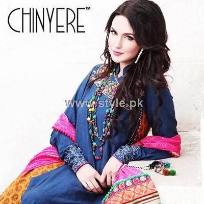 Chinyere Autumn Collection 2012 for Women