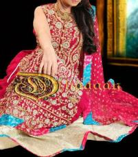 Dhaagay Eid Dresses 2012 for Women by Madiha Malik 011